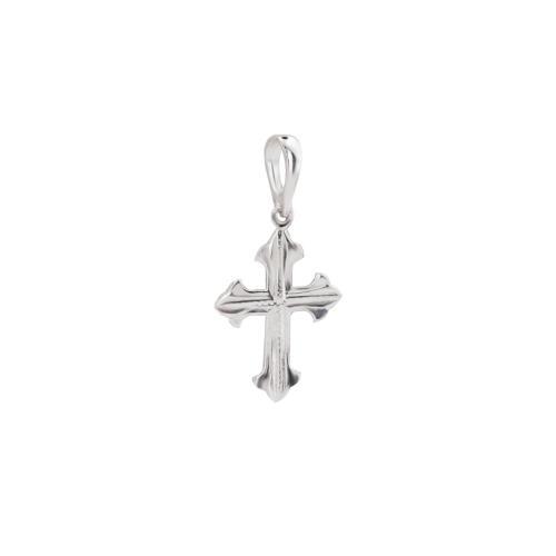Сребърен кръст 7234