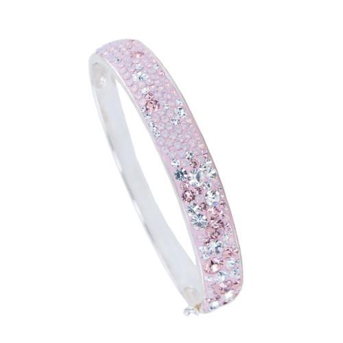 Сребърна гривна с кристали от Swarovski® SG428 Marilyn