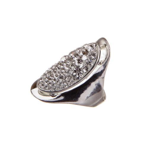 Сребърен пръстен с кристали от Swarovski®  SP629 Crystal Botique