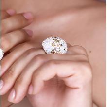 Сребърен пръстен с кристали от Swarovski® SP 635 Vintage