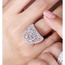 Сребърен пръстен с кристали от Swarovski® SP662 Marilyn